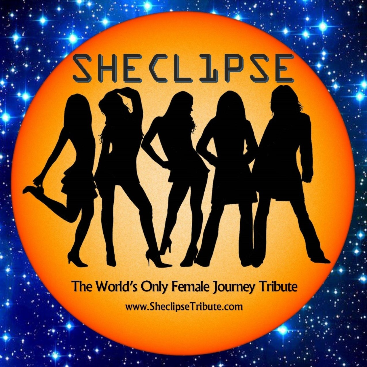 Sheclipse – The World's Only All-Female Journey Tribute