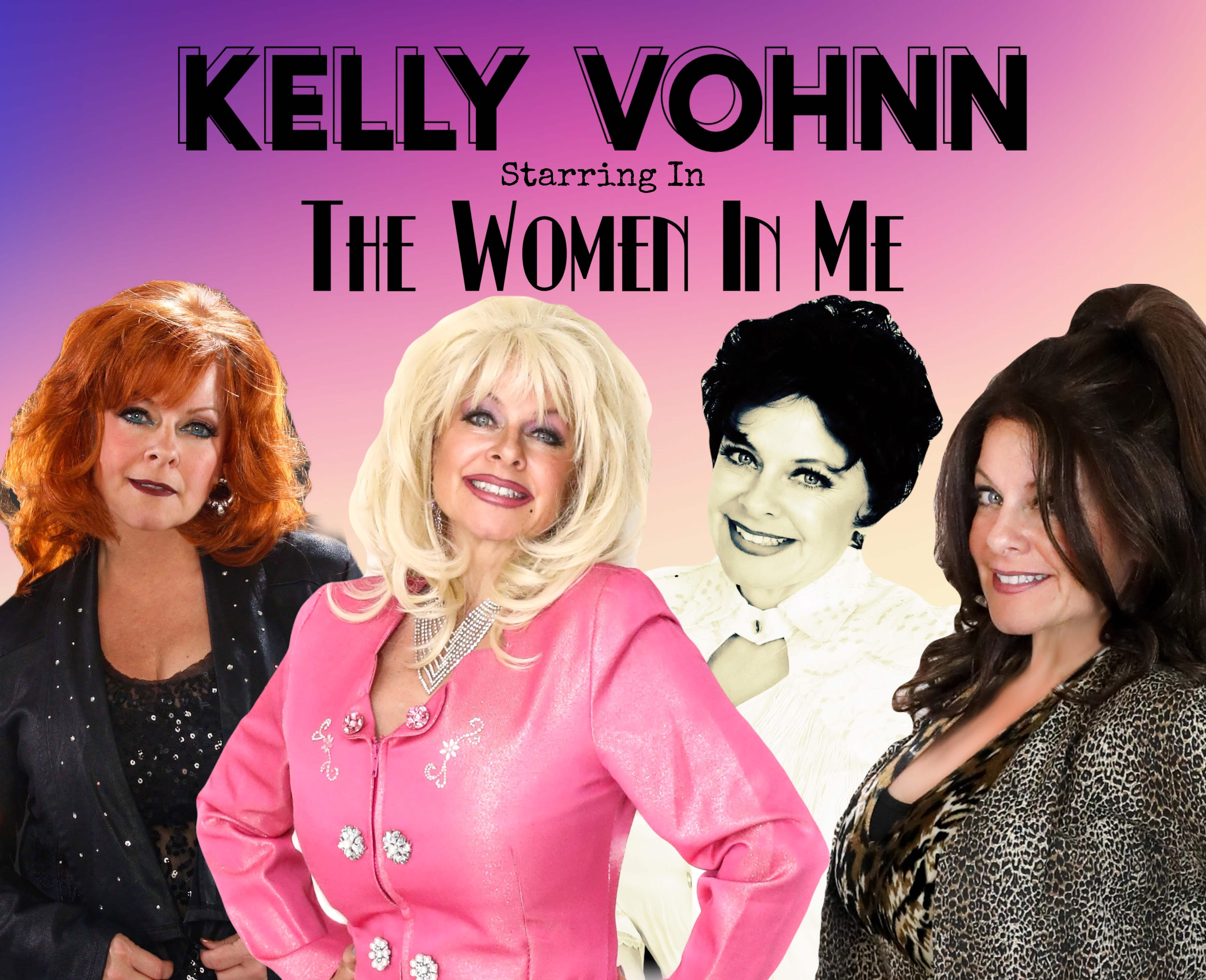 Kelly Vohnn – The Women In Me