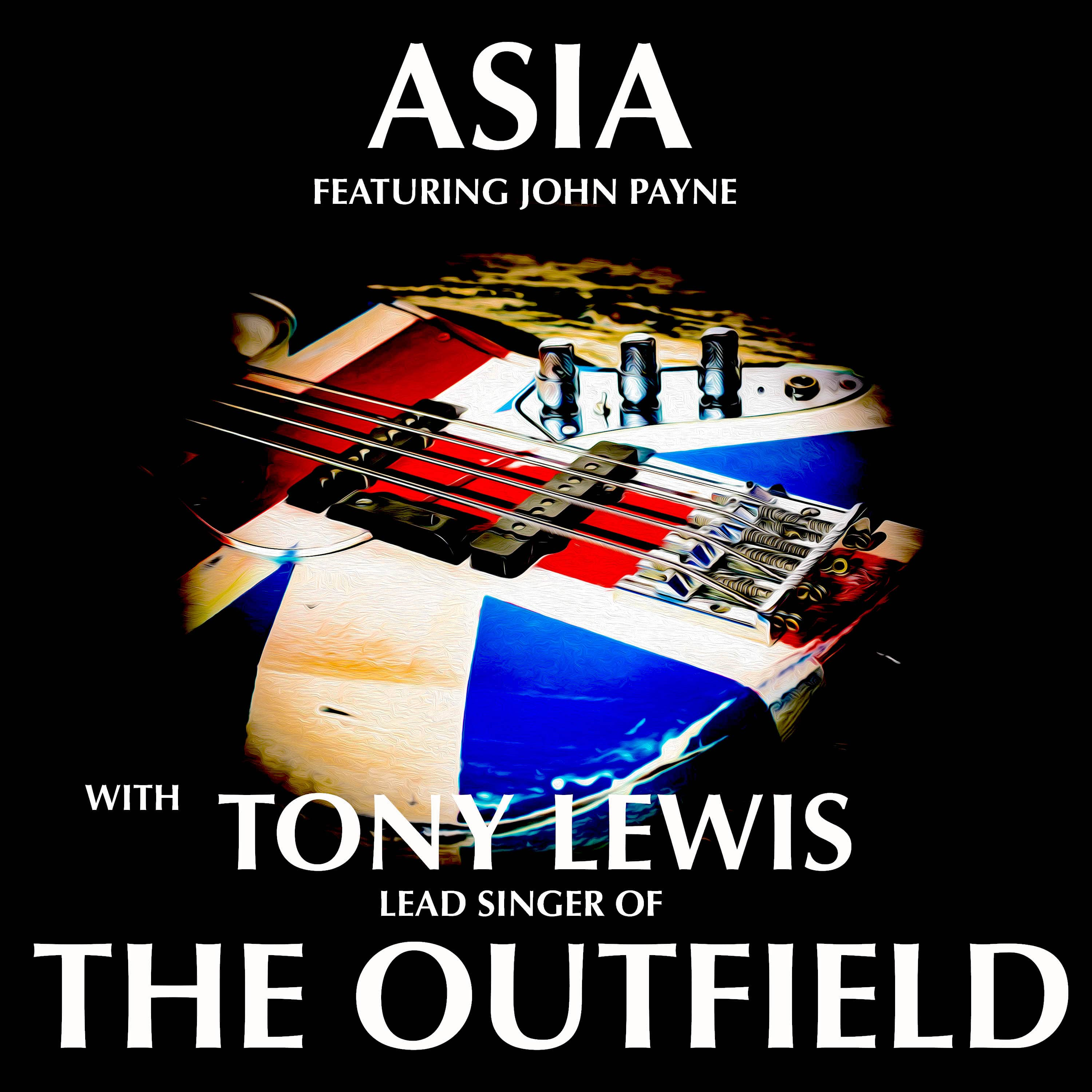 ASIA Featuring John Payne/Tony Lewis From The Outfield
