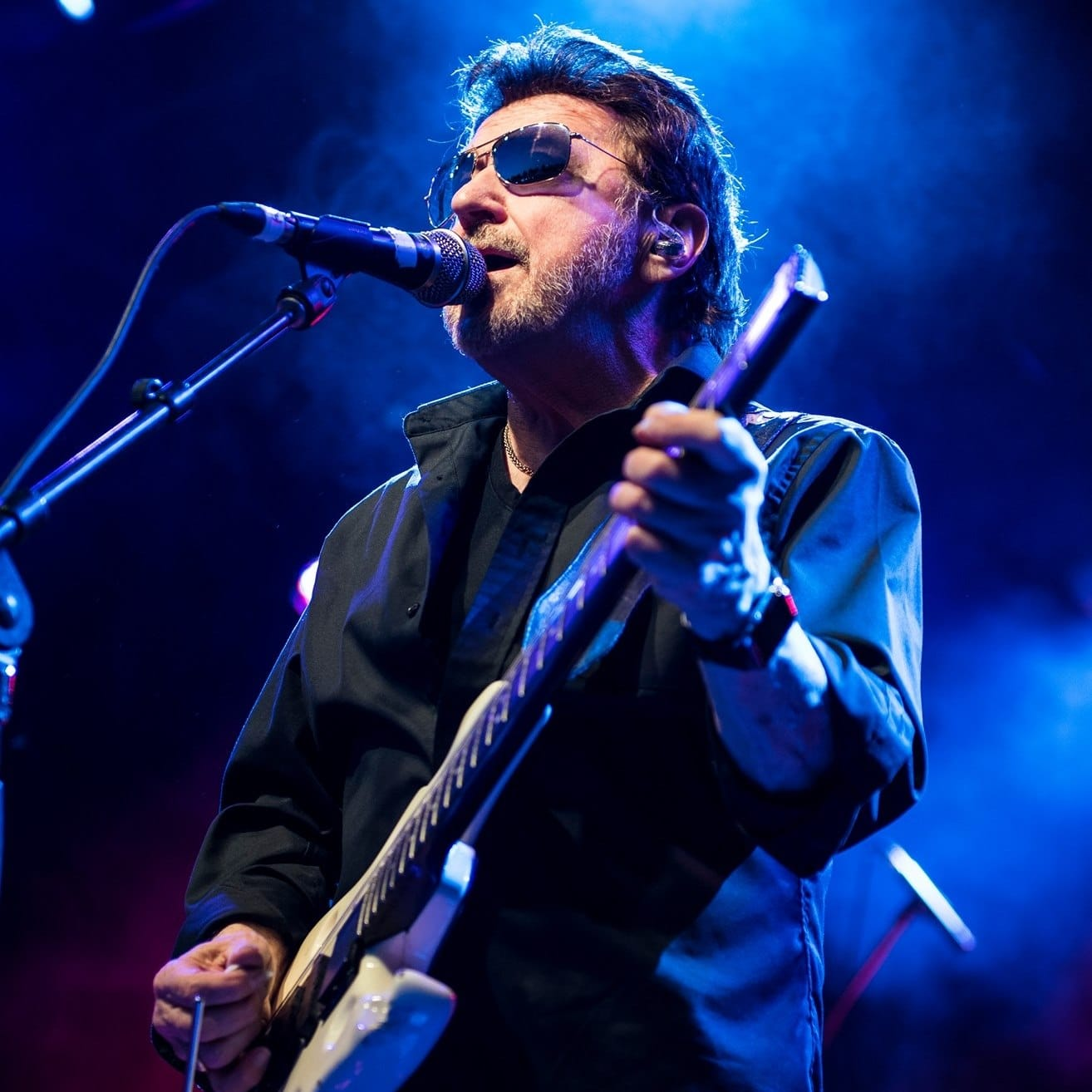 Buck Dharma Of Blue Oyster Cult